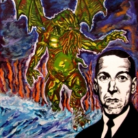 lovecraft by J.A.Méndez