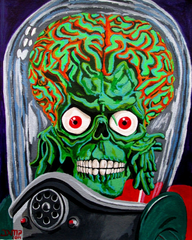 Mars Attacks !!