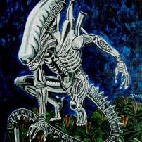 Alien Legacy by José A.Méndez