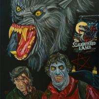 American Werewolf by José A.Méndez