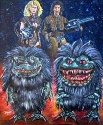Critters by José A.Méndez