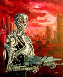 Terminator T800 by Jose A.Méndez