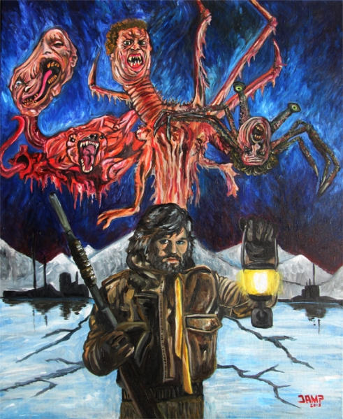 The thing by José A.Méndez