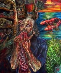 Antropophagus by J.A.Méndez