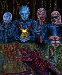 Hellraiser by J.A.Mendez