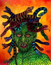 Medusa by J.A.Mendez