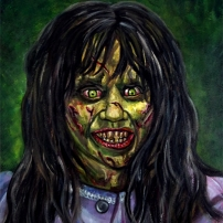 Regan ( The Exorcist ) by J.A.Mendez