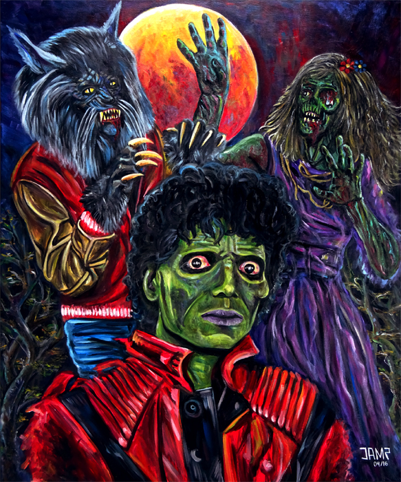 Thriller by J.A.Mendez