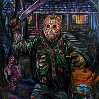 Friday the 13th by J.A.Méndez