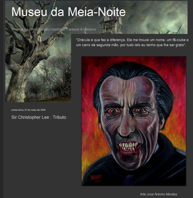 Museo Meia Noite Dracula