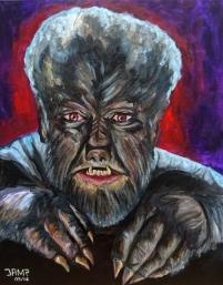 Wolfman by J.A.Méndez