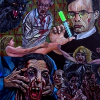 Reanimator by J.A.Mendez