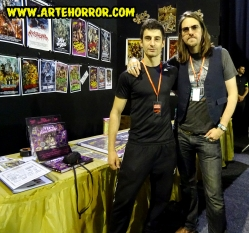 10 HorrorCon 2016