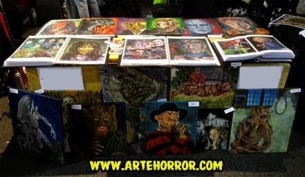 14 HorrorCon 2016