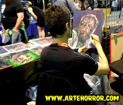 21 HorrorCon 2016