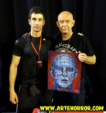 25 HorrorCon 20162