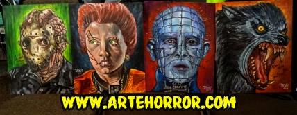 28 HorrorCon 2016