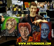 29 HorrorCon 2016