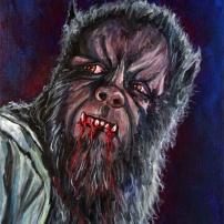 Curse Werewolf by J.A.Mendez