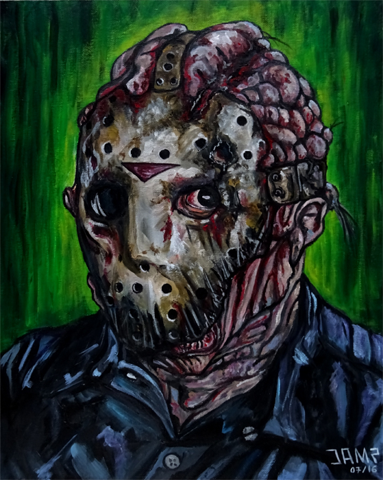 Jason IX by J.A.Mendez