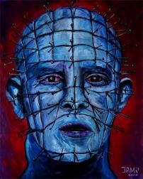 Pinhead by J.A.Mendez