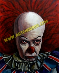 Pennywise by J.A.Mendez