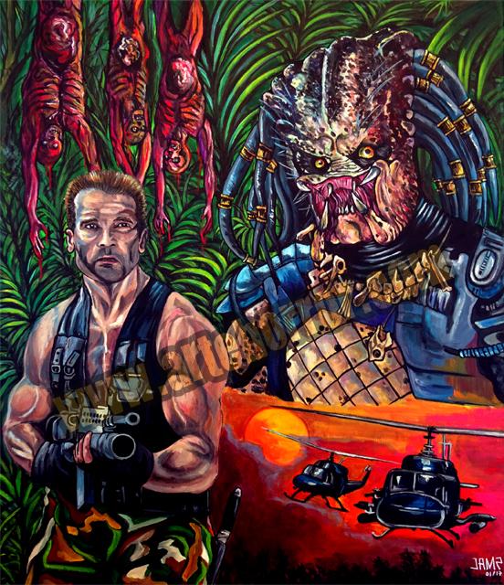 Predator  J.A.Mendez.jpg