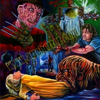 Nightmare on Elm Street III J.A.Mendez