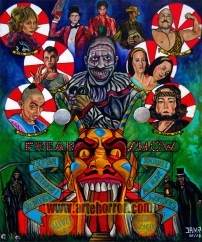 Freak Show by J.A.Mendez