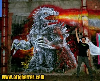 Godzilla JAMP 03
