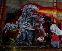 Godzilla JAMP 05