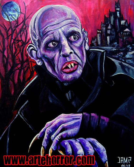 Nosferatu (Kinski) by J.A.Mendez