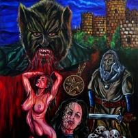 El Retorno del Hombre Lobo (Waldemar Daninsky) by J.A.Mendez
