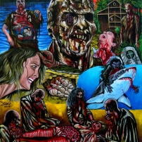 Zombi 2 (Zombie Flesh Eaters) by J.A.Méndez