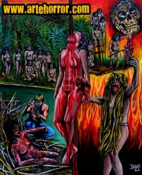 Cannibal Holocaust by J.A. Mendez