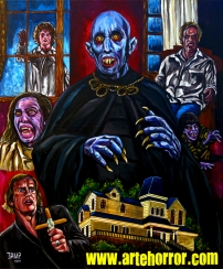 Salems Lot by J.A.Mendez
