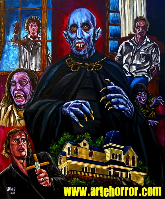 Salems Lot by J.A.Mendez