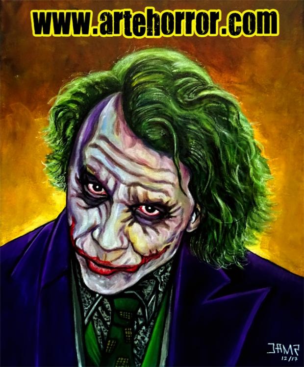 Joker Ledger by J.A.Mendez
