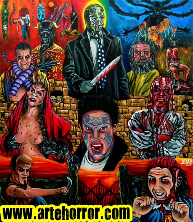 nightbreed by J.A.Mendez