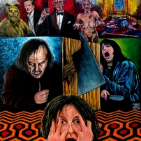 The Shining J.A.Mendez