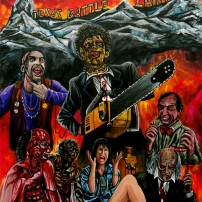 Texas chainsaw massacre 2 by J.A.Mendez