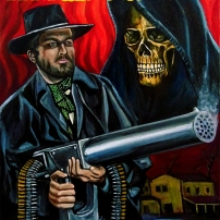 Django by J.A.Mendez