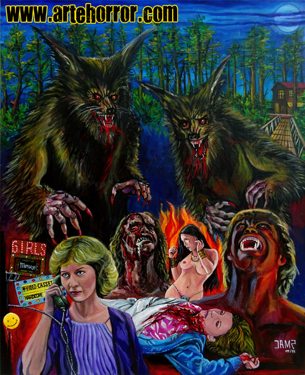 The Howling J.A.Mendez