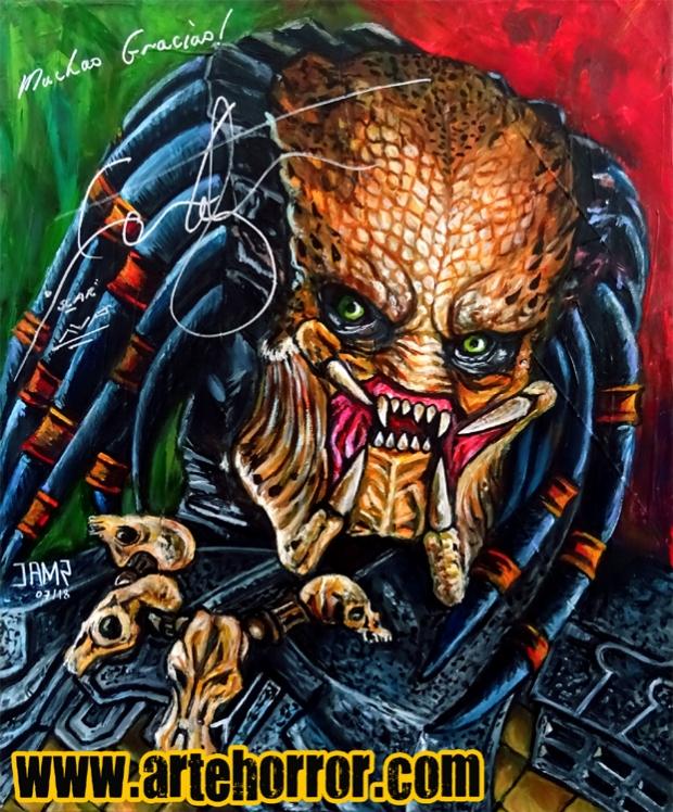 Predator by J.A.Mendez