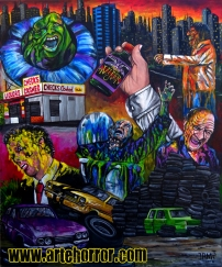 Street Trash J.A.Mendez