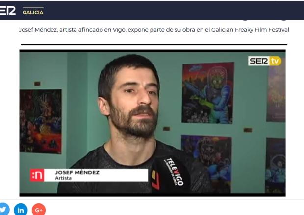 Cadena Ser Entrevista (GFFF 2018)