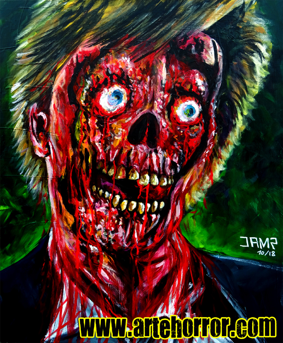 Night of the creeps J.A.Mendez