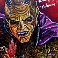 Wishmaster by J.A.Mendez