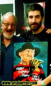 WOH 2018W 36 Robert Englund & me