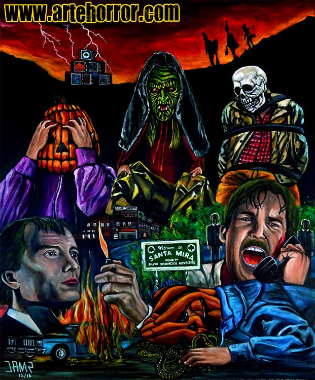 Halloween III J.A.Mendez